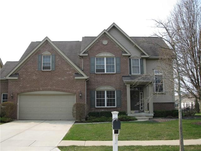 1237 Somerville Drive, Westfield, IN 46074 (MLS #21558547) :: The Evelo Team