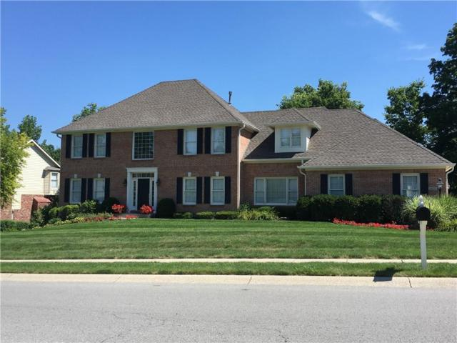11476 Old Stone Drive, Indianapolis, IN 46236 (MLS #21558555) :: The Evelo Team