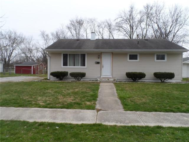 105 W William Drive, Brownsburg, IN 46112 (MLS #21558575) :: HergGroup Indianapolis