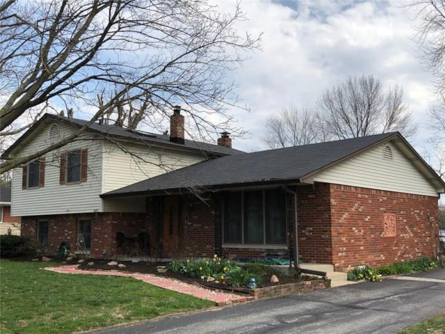 2823 Tulip Drive, Indianapolis, IN 46227 (MLS #21558593) :: RE/MAX Ability Plus