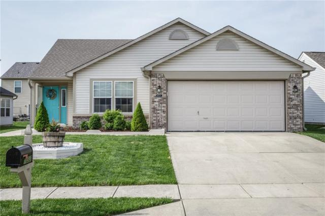 10537 Day Star Drive, Indianapolis, IN 46234 (MLS #21558601) :: The ORR Home Selling Team