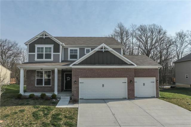 735 Abbey Road, Pittsboro, IN 46167 (MLS #21558647) :: The Indy Property Source