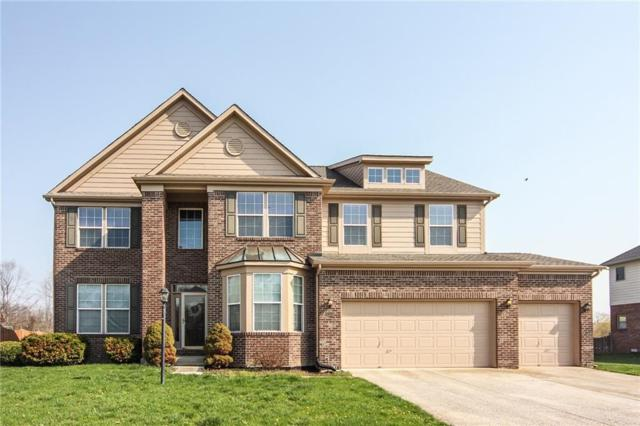 7550 Timberfield Lane, Indianapolis, IN 46259 (MLS #21558650) :: RE/MAX Ability Plus