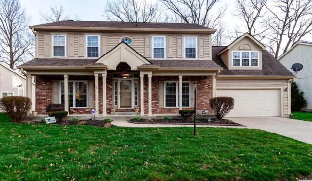 3611 Sommersworth Lane, Indianapolis, IN 46228 (MLS #21558655) :: The ORR Home Selling Team
