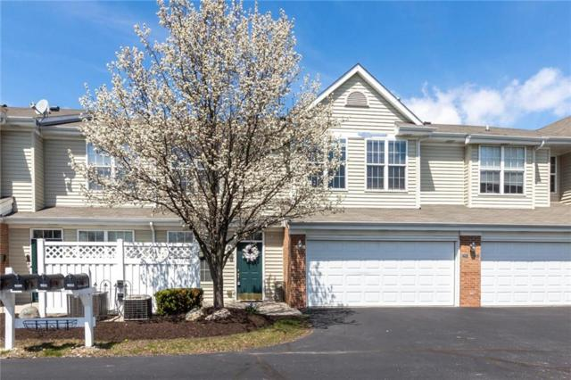9511 Brightwell Drive #2, Indianapolis, IN 46260 (MLS #21558726) :: FC Tucker Company