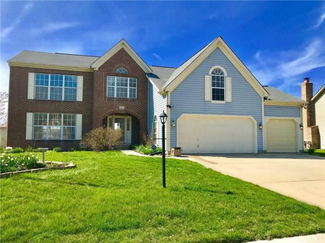 5814 Dapple Trace, Indianapolis, IN 46228 (MLS #21558731) :: The ORR Home Selling Team