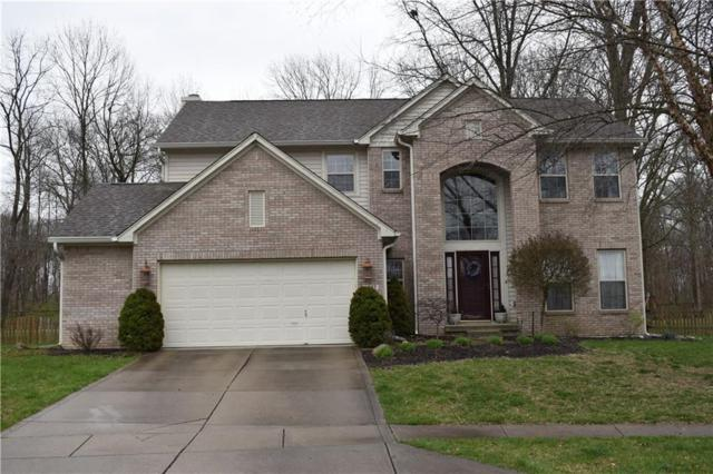 11037 Sawgrass Drive, Fishers, IN 46037 (MLS #21558757) :: Mike Price Realty Team - RE/MAX Centerstone