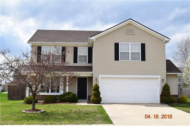2476 Liatris Drive, Plainfield, IN 46168 (MLS #21558768) :: The Evelo Team