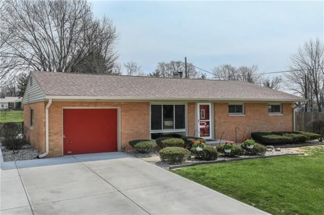 3923 S Dearborn Street, Indianapolis, IN 46237 (MLS #21558771) :: Heard Real Estate Team
