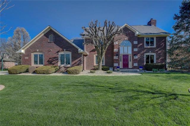 1450 Laurel Oak Drive, Avon, IN 46123 (MLS #21558773) :: Heard Real Estate Team