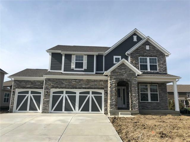 538 E Canberra Boulevard, Westfield, IN 46074 (MLS #21558791) :: The Evelo Team