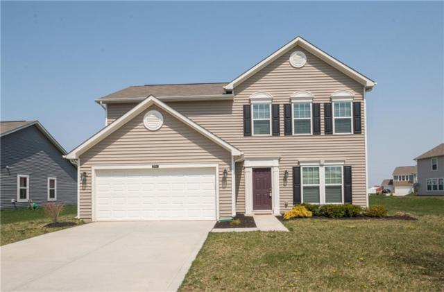 5564 W Woodhaven Drive, Mccordsville, IN 46055 (MLS #21558799) :: RE/MAX Ability Plus