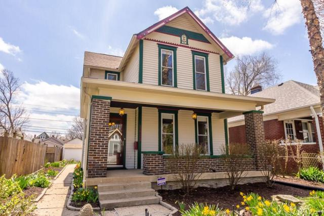 1423 Hoyt Avenue, Indianapolis, IN 46203 (MLS #21558814) :: HergGroup Indianapolis