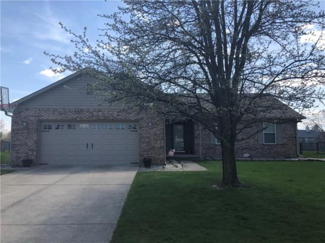 4873 W Stonehaven Lane, New Palestine, IN 46163 (MLS #21558828) :: RE/MAX Ability Plus