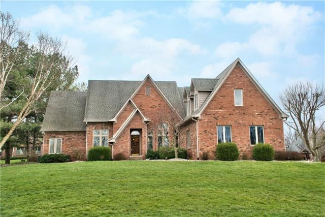 6183 Whitetail Run, Greenwood, IN 46143 (MLS #21558854) :: The Evelo Team