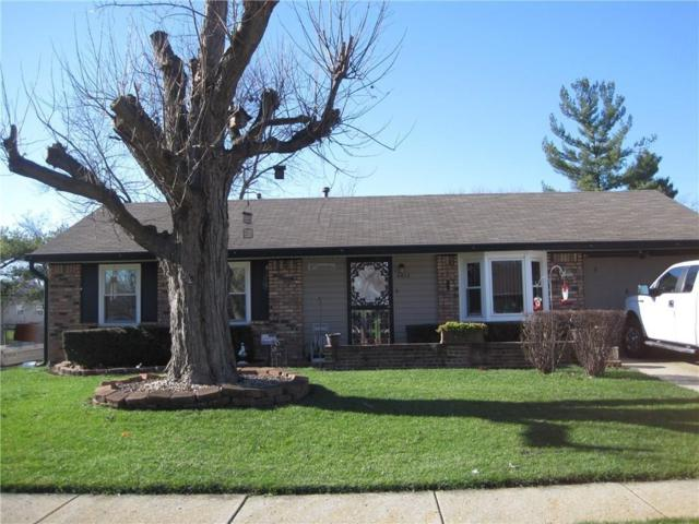 4418 N Vinewood Avenue, Indianapolis, IN 46254 (MLS #21558865) :: RE/MAX Ability Plus