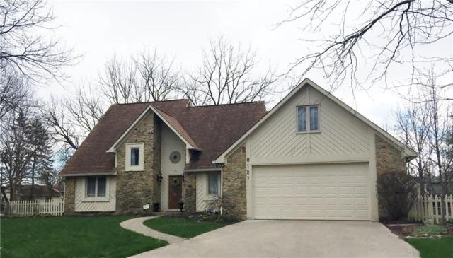 8127 Tanager Court, Indianapolis, IN 46256 (MLS #21558884) :: RE/MAX Ability Plus