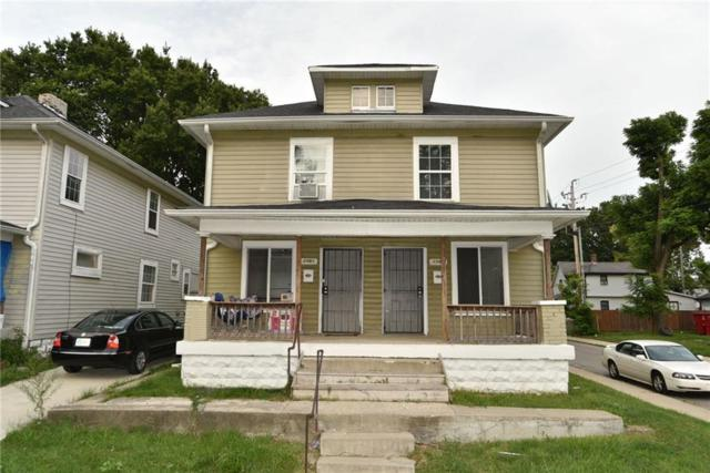 1101 N Keystone Avenue, Indianapolis, IN 46201 (MLS #21558939) :: Indy Plus Realty Group- Keller Williams