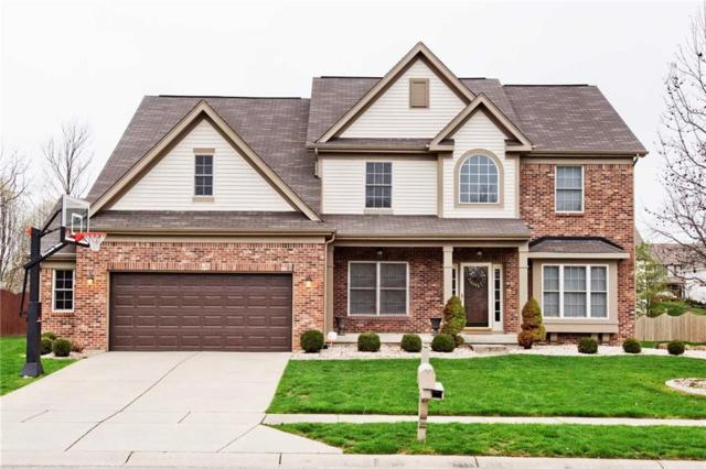 7342 Hartington Place, Indianapolis, IN 46259 (MLS #21558940) :: RE/MAX Ability Plus