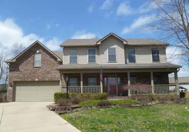 8014 Bentley Bend Court, Indianapolis, IN 46259 (MLS #21558944) :: RE/MAX Ability Plus