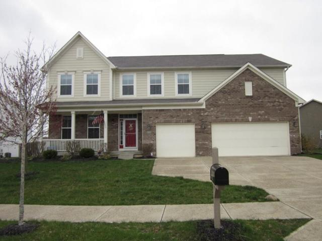 14371 Brook Meadow Drive, Mccordsville, IN 46055 (MLS #21558962) :: The Evelo Team