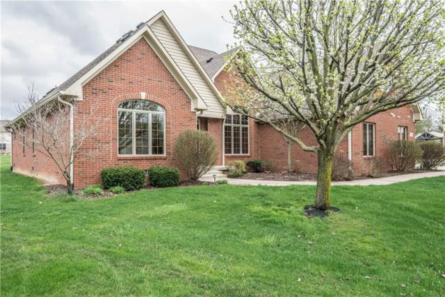 1515 Mansfield Court, Greenwood, IN 46143 (MLS #21558983) :: The Evelo Team