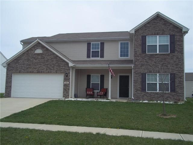 883 Grandiflora Drive, Greenwood, IN 46143 (MLS #21558991) :: Mike Price Realty Team - RE/MAX Centerstone