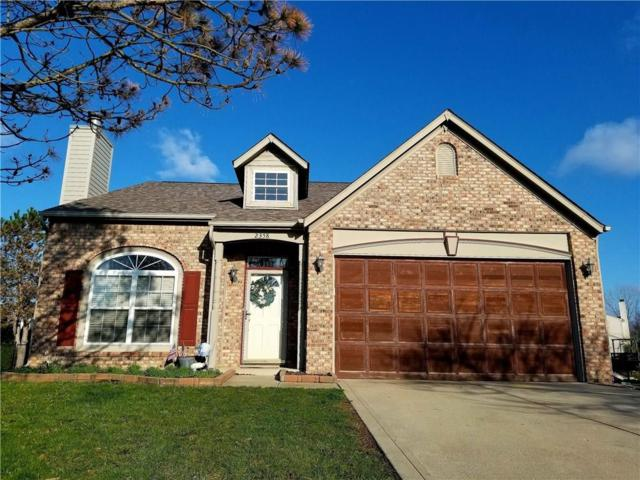 2358 Citation Court, Indianapolis, IN 46234 (MLS #21559025) :: The ORR Home Selling Team