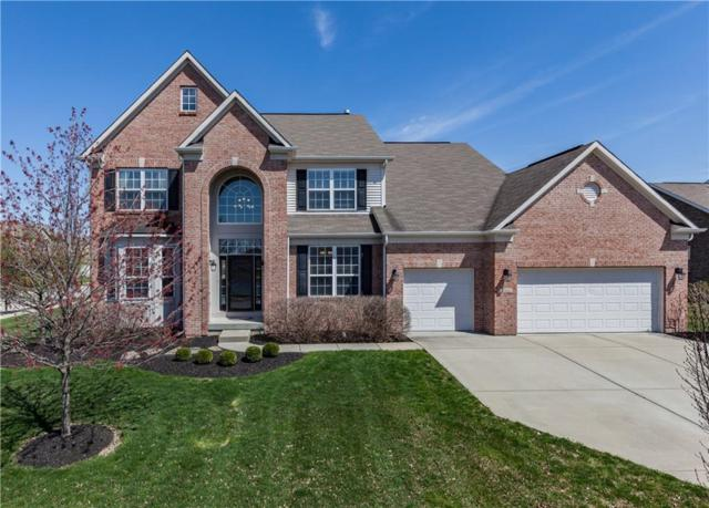 12815 Federal Place, Fishers, IN 46037 (MLS #21559081) :: HergGroup Indianapolis