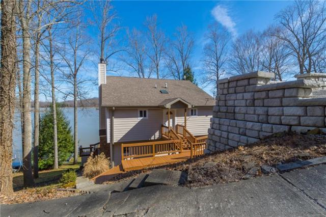 7801 N Tunnel Road, Unionville, IN 47468 (MLS #21559083) :: Mike Price Realty Team - RE/MAX Centerstone