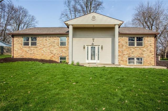 144 Bexhill Drive, Carmel, IN 46032 (MLS #21559089) :: HergGroup Indianapolis