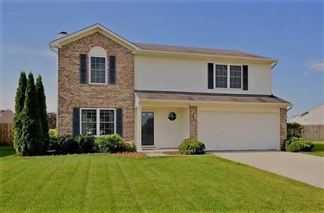 9825 Rhodes Lane, Avon, IN 46123 (MLS #21559093) :: RE/MAX Ability Plus
