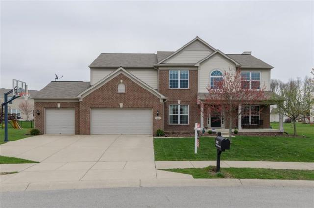 13085 Avalon Boulevard, Fishers, IN 46037 (MLS #21559095) :: HergGroup Indianapolis
