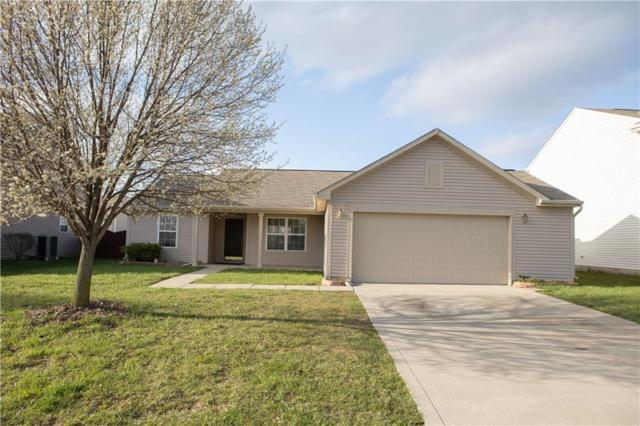 12366 Titans Drive, Fishers, IN 46037 (MLS #21559121) :: The Evelo Team