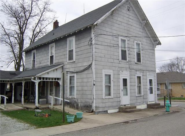 11 E Mill Street, New Palestine, IN 46163 (MLS #21559124) :: RE/MAX Ability Plus