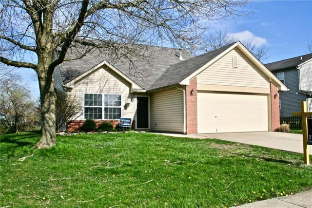 3475 Oakton Circle, Greenwood, IN 46143 (MLS #21559173) :: The Evelo Team