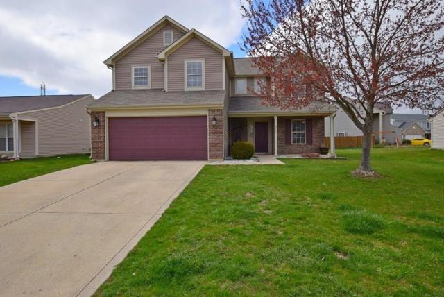 6211 Arrowhead Drive, Anderson, IN 46013 (MLS #21559191) :: The Evelo Team