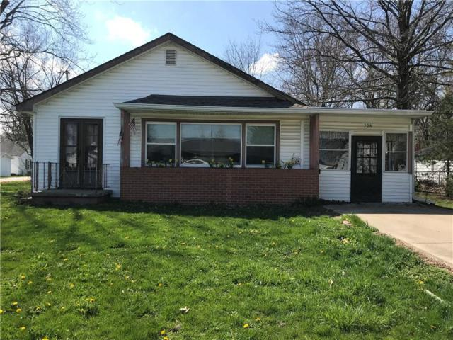 504 Hanley Street, Plainfield, IN 46168 (MLS #21559194) :: The Evelo Team