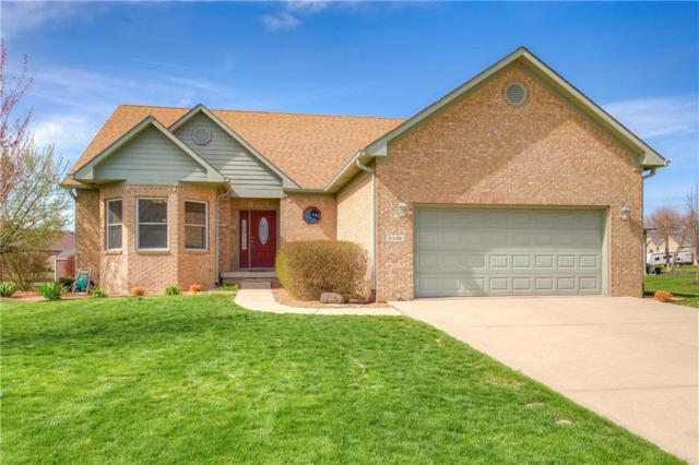 5126 Copperwood Drive, Greenwood, IN 46143 (MLS #21559214) :: HergGroup Indianapolis