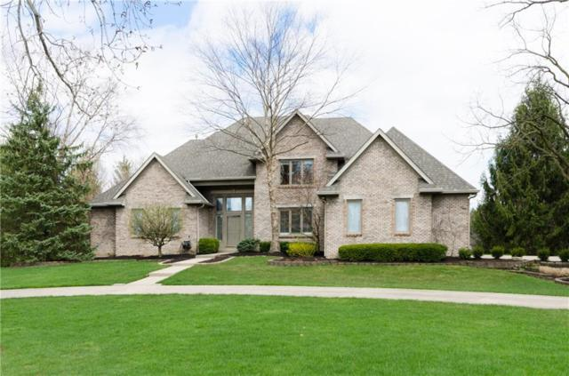 9677 Summerlakes Drive, Carmel, IN 46032 (MLS #21559241) :: The Evelo Team