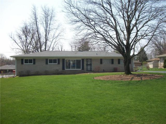 145 E Hickory Lane, Indianapolis, IN 46227 (MLS #21559248) :: The Evelo Team