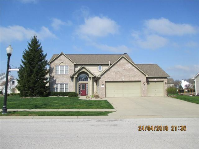 5117 Berkshire North Boulevard, Greenwood, IN 46142 (MLS #21559268) :: The Indy Property Source