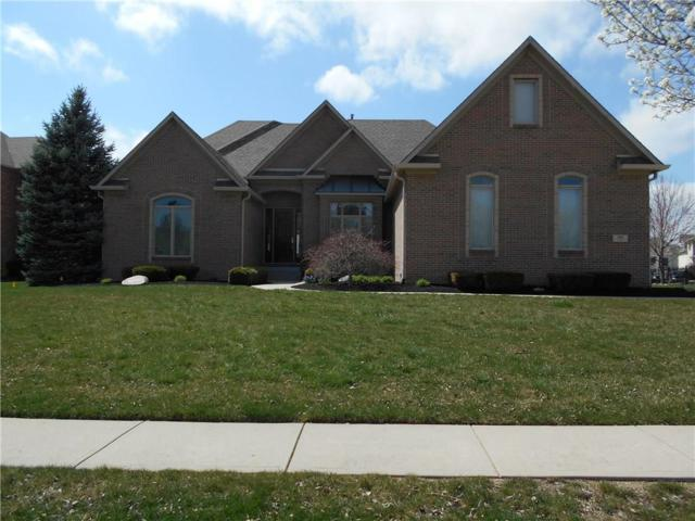 7128 Dickinson Lane, Indianapolis, IN 46259 (MLS #21559271) :: RE/MAX Ability Plus
