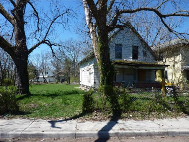 3224 Winthrop Avenue, Indianapolis, IN 46205 (MLS #21559272) :: The ORR Home Selling Team