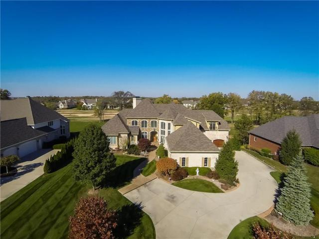 11404 Hanbury Manor Boulevard, Noblesville, IN 46060 (MLS #21559276) :: The Evelo Team
