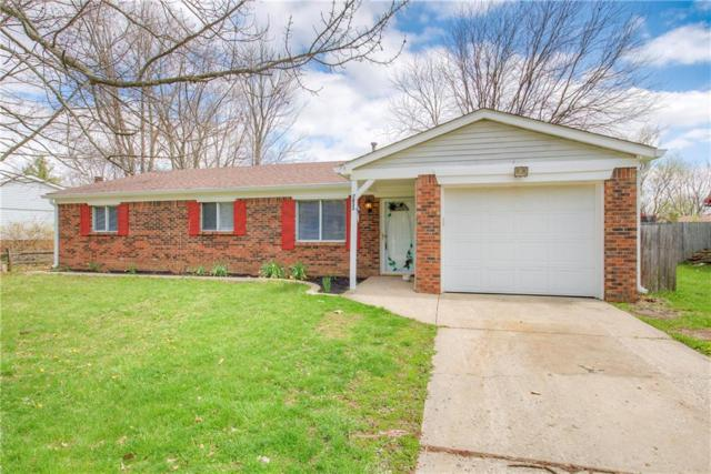 7833 Inverness Court, Indianapolis, IN 46237 (MLS #21559281) :: The Evelo Team