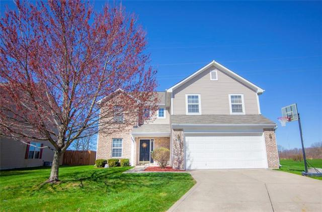 5749 Granite Drive, Anderson, IN 46013 (MLS #21559286) :: The ORR Home Selling Team