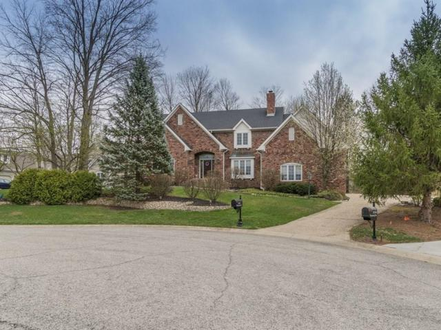 11971 Promontory Court, Indianapolis, IN 46236 (MLS #21559308) :: The Evelo Team
