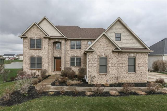 7415 Stones River Drive, Indianapolis, IN 46259 (MLS #21559331) :: RE/MAX Ability Plus