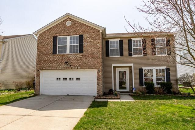 2967 Hearthside Drive, Greenwood, IN 46143 (MLS #21559358) :: The Evelo Team